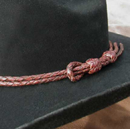 Hat band Lasso Style