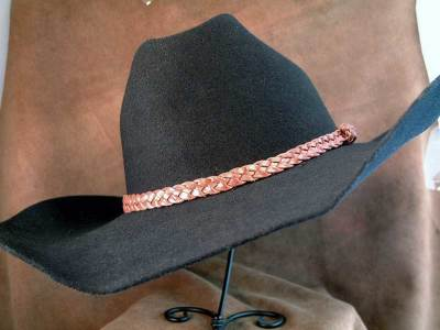 Kangaroo Braid Hatband